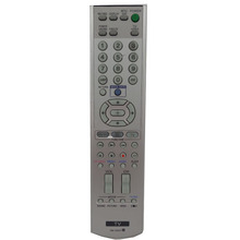 sony tv small. almost new for sony klv-s23a10u klv-s32a10 klv-s19a10 tv remote control rm-ya001 only a little bit of small flaws tv d