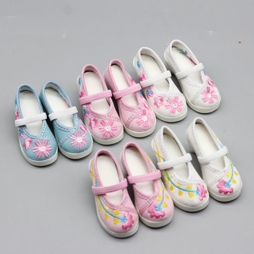 1d2c24fe5b Aliexpress.com   Buy 1Pair New Style 3.5cm Doll shoes for joint BJD ...