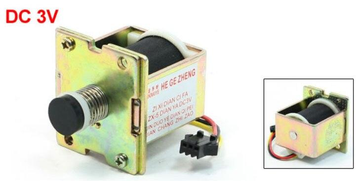 Effizient Dc 3 V 14mm Durchmesser Knopf Selbst Absorption Magnetventil Für Gas Schnelle Wasserkocher Kunden Zuerst Home