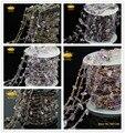 5 м/лот природный аметист чипов бусины камень / розовое золото / / гун-черный Muliti выбор цепи четки ювелирных изделий цепи JD0120