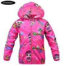 Новая детская одежда от солнца, Солнцезащитная куртка для девочек, рубашка для кондиционирования воздуха, Солнцезащитная одежда принцессы