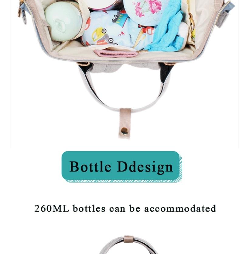 HTB1X4rSdBWD3KVjSZFsq6AqkpXaY Large Capacity Mommy Maternity Bag Diaper Nappy Bag Bolsa Maternida Printed Bebe Bag Travel Backpack Desiger Nursing Baby Care