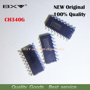 Image 1 - 5 個 CH340G CH340 340 グラム SOP 16 新