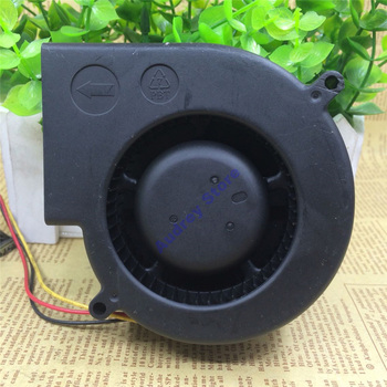 Taiwan DELTA BFB1012HH 9733 DC12V 1.65A Brushless air Blower Eddy Fan image