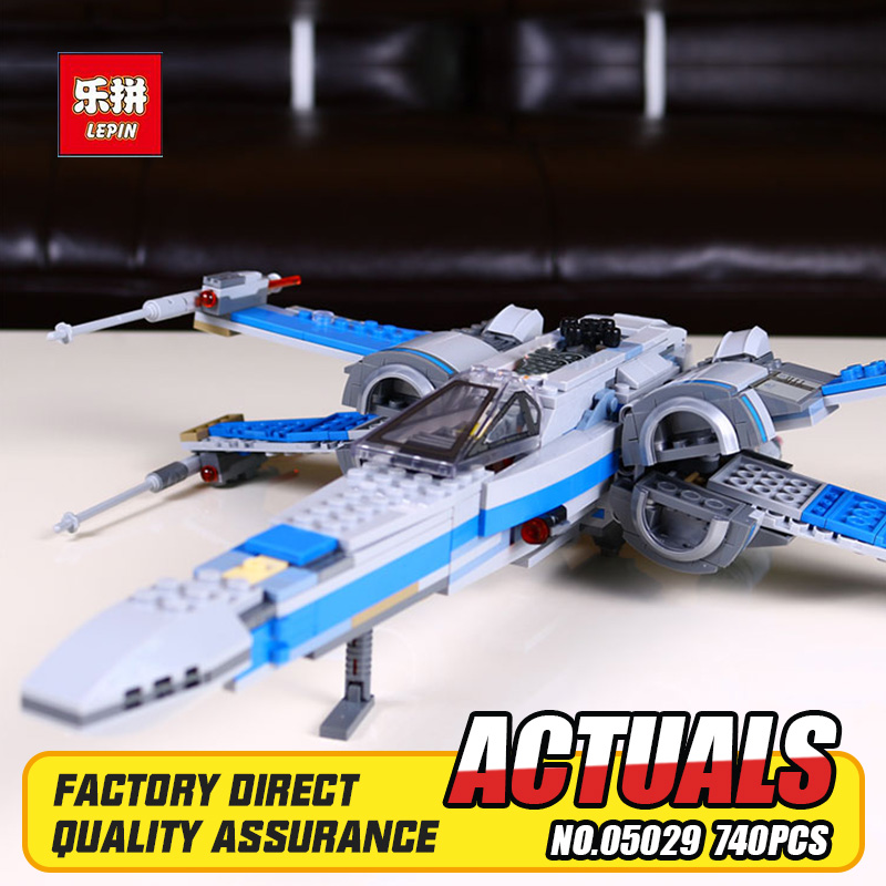 2017 LEPIN Compatible 05029 05004 Star Wars First Order Poe's X-wing Fighter building blocks X wing Star wars Toys For Children hot sale building blocks assembled star first wars order poe s x toys wing fighter compatible lepins educational toys diy gift