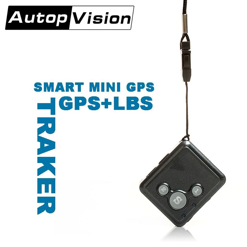 V16 Small Smart GPS Tracker with Long Standby Time SOS child gps tracker Portable GPS Mini personal Tracker reachfar portable v16 gps real time tracker