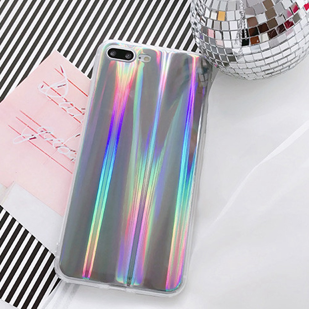 Diamond Ice Cream Soft Phone Cases For iPhone