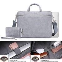 2018 Fashion Laptop Shoulder Bag 12 13.3 14 15.4 inch Sleeve for Apple Macbook Air Pro 13 Handbag Notebooks 15.6 Waterproof Case