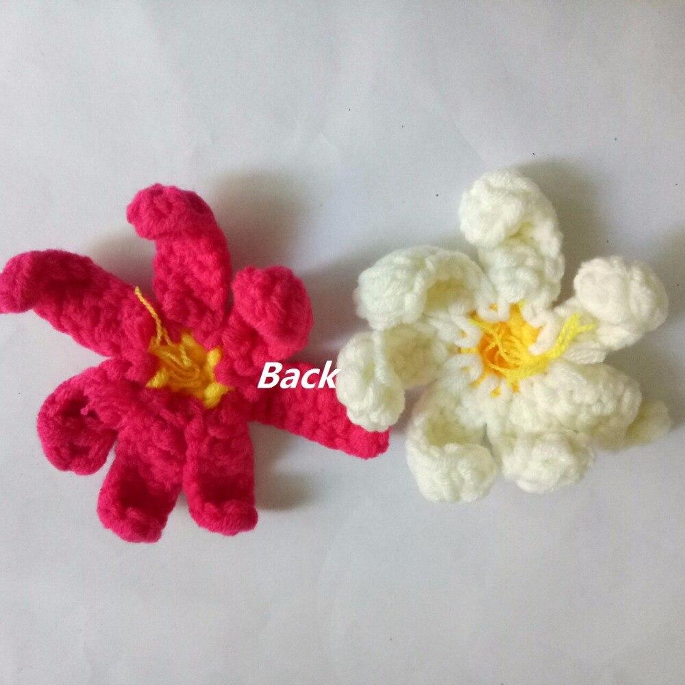 Wool knitting daisy flower hair accessories ornament for hairclips wool knitting daisy flower hair accessories ornament for hairclips hairpins headband crochet flower headwear on aliexpress alibaba group izmirmasajfo