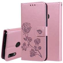 For Huawei Honor 10 Lite Case On Huawei Honor 10 lite Cover Leather Wallet Phone Case For Honor 10 lite Flip Book Cover Funda(China)