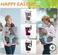 Aimama Respirável Multifuncional Frente Virada Baby Carrier Canguru Baby Carriage Hipseat Envoltório Estilingue Mochila Ao Ar Livre