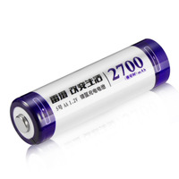 Ni MH Battery 1 2V AA 2700mAh Environmentally Friendly Rechargeable Battery High Capacity Economic Battery 10pcs