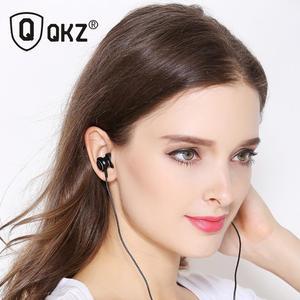 Image 5 - QKZ In Ear Cuffia Auricolare Super Ciotola Tuning Ugelli Auricolare In Ear Monitor HiFi Auricolari Con Microfono Suono Trasparente