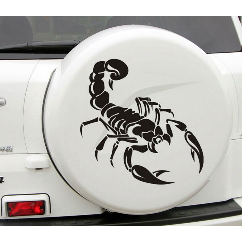 3d Scorpion Motorcycle Car Stickers Decals Car Styling