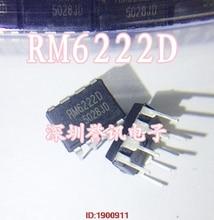 RM6222D RM6222 DIP-8 IC