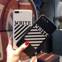 coque off white iphone 8 plus