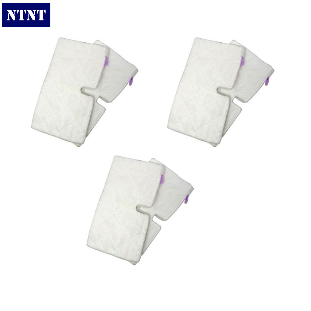 NTNT Free Post Ship 6 QTY Replia Standard Pad for Shark Pocket Steam Mop S3501 S3601 S3901 S3501 New стоимость