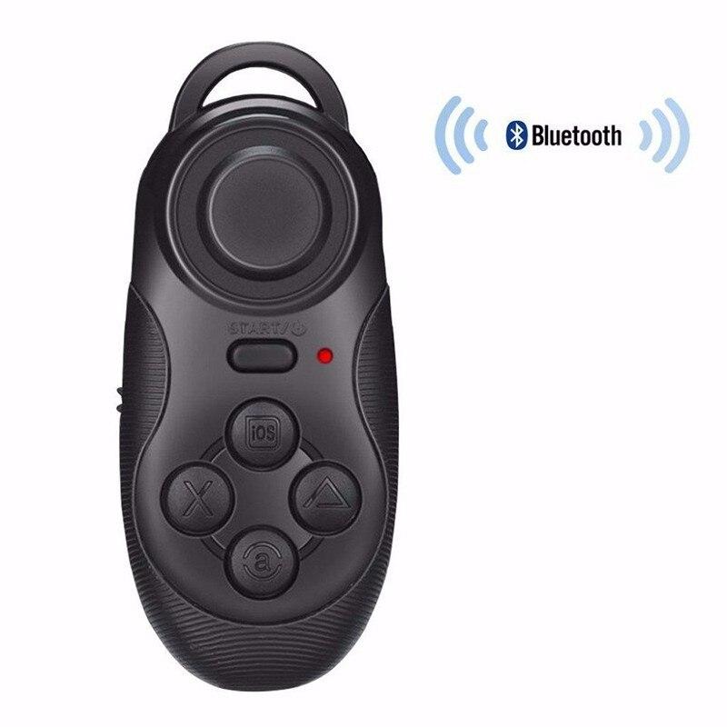 <font><b>4</b></font> in 1 <font><b>Bluetooth</b></font> Gamepad <font><b>Controller</b></font> Shutter <font><b>For</b></font> iPhone Laptop TV Box VR 3D <font><b>Glasses</b></font> <font><b>Virtual</b></font> <font><b>Reality</b></font> <font><b>Glasses</b></font> <font><b>Bluetooth</b></font> <font><b>Controller</b></font>