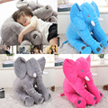 Infant Bebe Pillow Elephant Styles Soft Appease Baby Pillow Baby Calm Doll Baby Toys Baby Sleep Bed Car Seat Cushion Kids Pillow