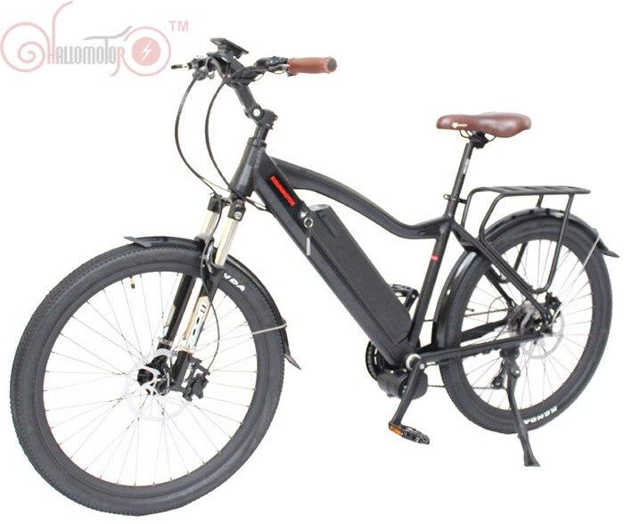ConhisMotor 48V 350W 500W Torque Sensor Mid-Drive Motor CITY Ebike with 48V 12.5AH Lithium Li-ion Battery Electric Bicycle ss94a1f sensor mr li