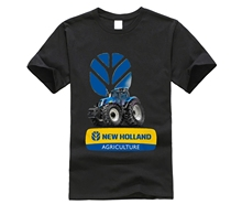 New Holland Tractor Mens T-Shirt(1)