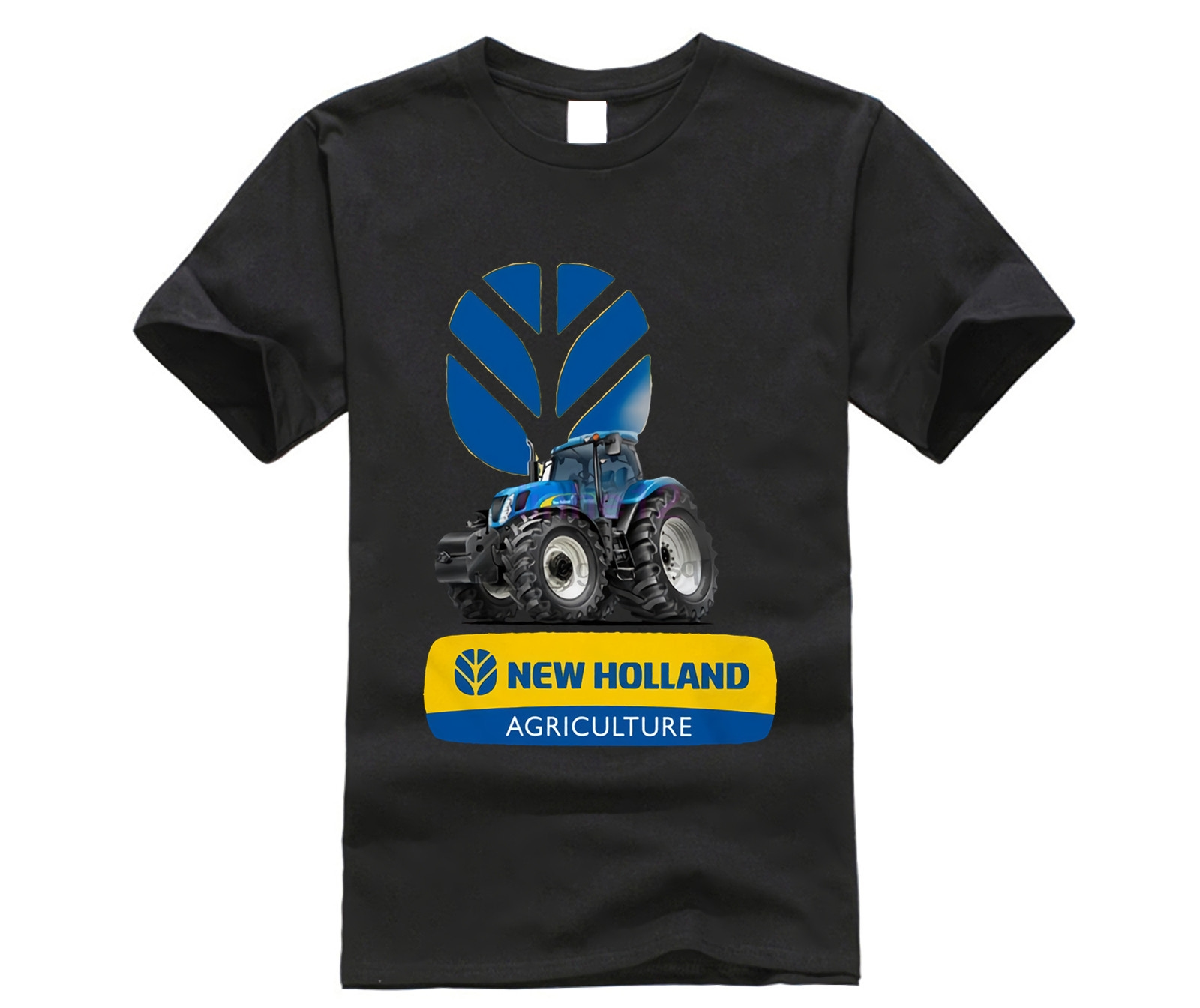 New Holland Tractor Men 39 s T Shirt 1 in T Shirts from Men 39 s Clothing