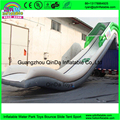 Free Customize Long Yacht Inflatable Water Slide, Ocean Inflatable Water Slide For Yacht