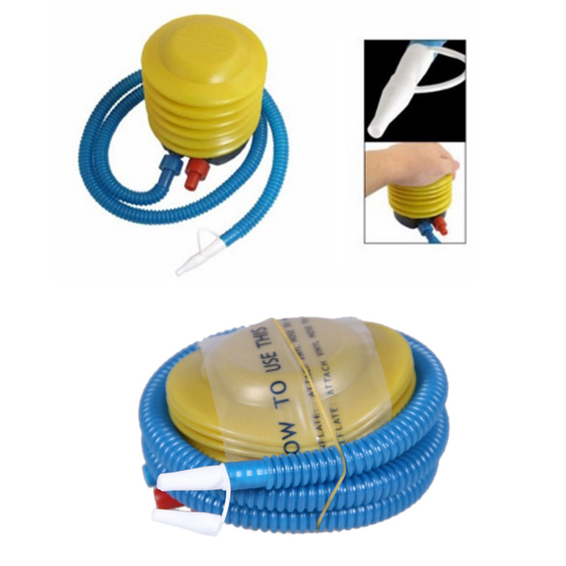 Balloon Pump Inflator Party Supplies Foot Yoga Ball Air Pumps Swimming Ring Mattress Inflatable Toy Pump Foot Ball Air Pump