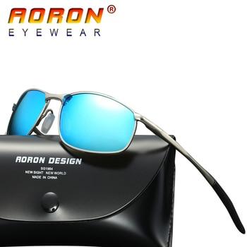 AORON Brand Designer Original Polarized Sunglasses 1
