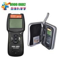 Universal D900 EOBD OBD2 Scanner Car's Engine D900 Code Reader Diagnostic Tool For Multi Brand Cars