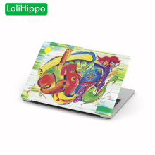 LoliHippo Abstract Twelve Constellation Sign Zodiac Notebook Cover Laptop Case for Apple Macbook Air Pro 11 13 15 Inch Taurus