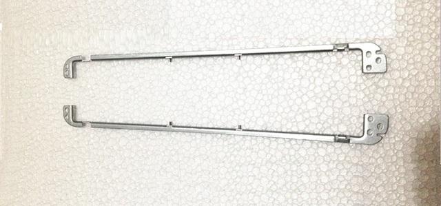 Atacado nova tela lcd dobradiças suporte para dell xps 15 l501 l501x l502 l502x laptop dobradiças bracket frete grátis