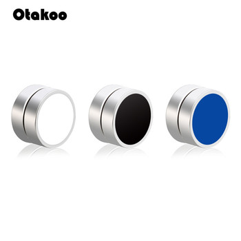 Otakoo 1 Pair Stimulating Acupoints Healthy Stud Earring Weight Loss Magnetic Therapy Earrings Magnet in Ear.jpg 350x350 - Earrings For Women