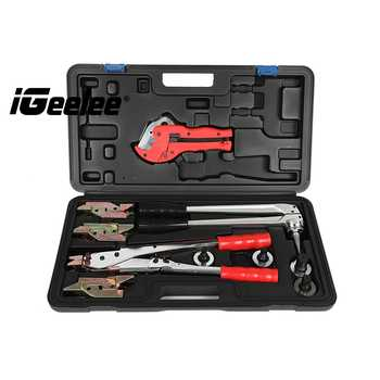 iGeelee Pex Clamping Tools PEX-1632A Range 16-32mm used for REHAU System well received Rehau Plumbing Tool Kits - DISCOUNT ITEM  5 OFF Tools