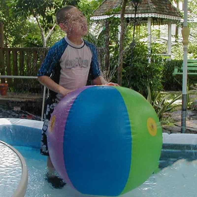 75 см летняя детская игрушка для улицы бассейн пляжный шар надувная игрушка Водоструйная ПВХ безопасность