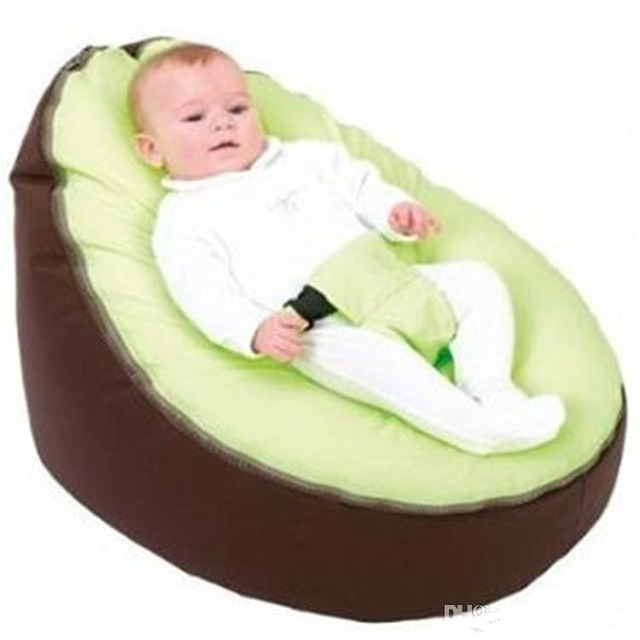 New Arrival Safety Baby Sleeping Bean Bag Chair Pouf