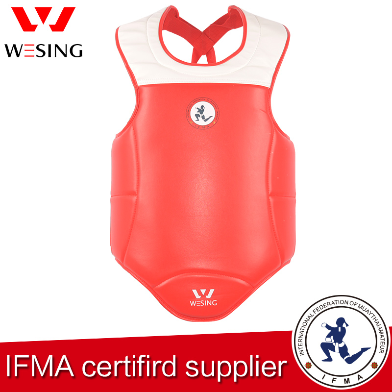 Fight Sports Heavy Hitter Boxing Muay Thai MMA Training Chest Shield Rib Guard Body Protector wholesale pretorian grant boxing gloves kick pads muay thai twins punching pads for men training mma fitness epuipment sparring