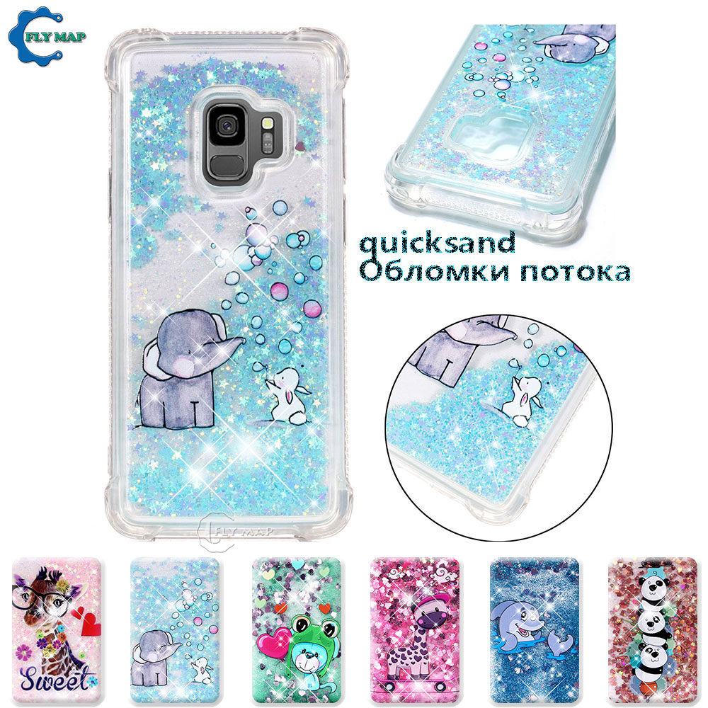 Phone Bags & Cases Cellphones & Telecommunications Generous Case For Samsung Galaxy S9 S 9 9s Sm-g960f Sm-g960f/ds Sm G960f G960f/ds G960 Glitter Stars Dynamic Liquid Quicksand Tpu Case