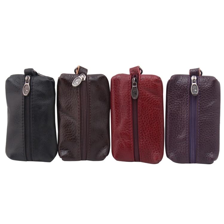 100-Genuine-Leather-Key-Holder-Car-Key-Wallets-Men-Keys-Organizer-Housekeeper-Women-Covers-Zipper-Key-Case-Bag-Pouch-Purse-3