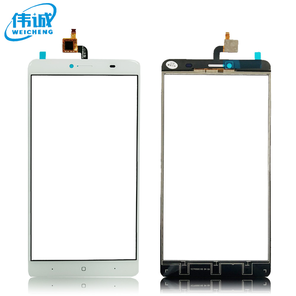 WEICHENG For DOOGEE Y6 Max Touch Screen Digitizer Panel Sensor For Y6 Max Touch +Free Tools