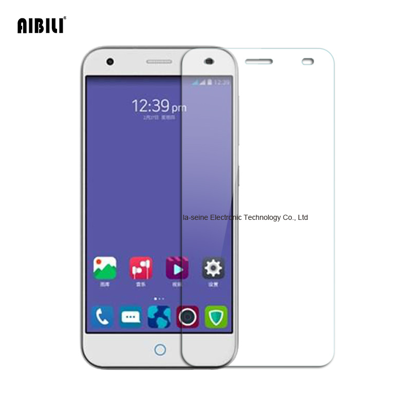 AIBILI For Zte Blade S6 Lux Dual Tempered glass Screen Protector 9h 2.5 Safety Protective Glass Film on S 6 Q5-T Q5-C Q5