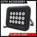 Инфракрасный Светильник ИК-точечный светильник ночного видения осветитель гораздо лучше, чем ИК-светильник s на камере