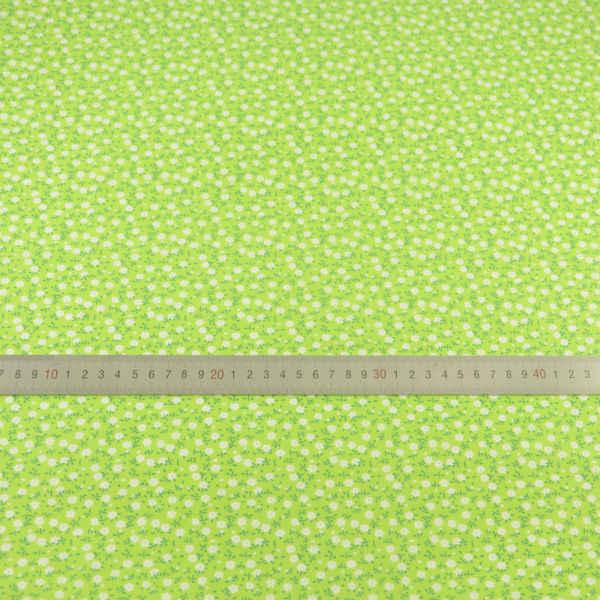 Teramila szycie Tecido 100% tkanina bawełniana tekstylia domowe Patchwork scrapbooking dekoracja lalki małe kwiaty i liście Design
