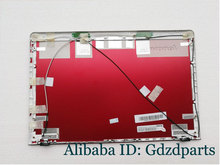 GENUINE New Laptop LCD Bottom Cover For lenovo U160 red TOP LCD COVER
