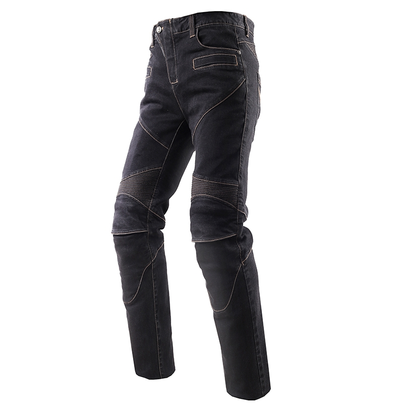 Scoyco P043 protective jeans knee protector Rider pants with CE kneepads Motorcycle racing trousers Leisure pantalones moto Blue коляска 2 в 1 brevi rider 043