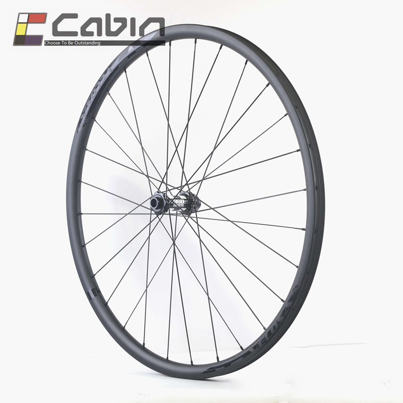 29inch asymmetrical MTB XC AM hookless carbon wheels with DT350 DT240 hubs tubeless compatible 1330g 15x110