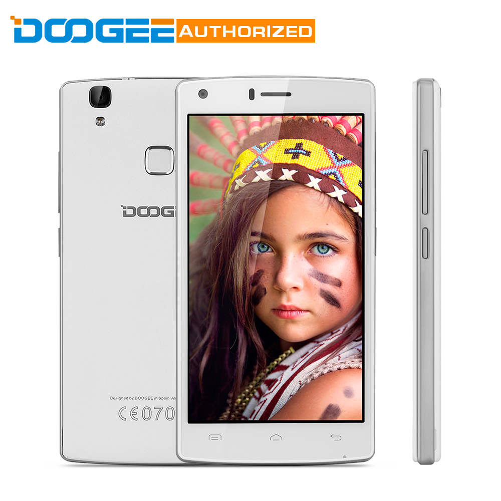 DOOGEE X5 MAX Pro 5 0 inch 4G Smartphone Android 6 0 4000MAh MTK6737 Quad Core