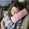 GSPSCN Removable Baby Car Auto Safety Seat Belt Harness Shoulder Pad Strap Cover Cushion Supports Cushion Cotton Cover