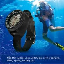 야외 전문 다이빙 방수 네비게이터 디지털 시계 스쿠버 수영 수중
