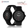 Носимых Устройств K1 Smart Watch Bluetooth Наручные Часы Кварцевые Smartwatch С Шагомер Sleep Tracker Для IOS Android Смартфон